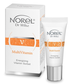 Norel HOME - MultiVitamin - Energizujący sorbet witaminowy (15ml) 5902194140836 DS 509