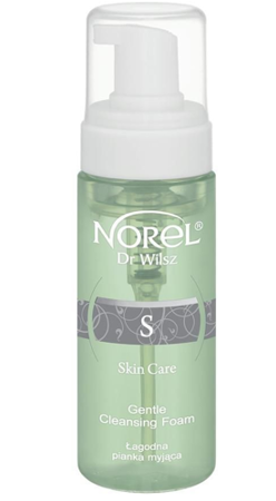 Norel HOME - Skin Care - Gentle Cleansing Foam (Łagodna pianka myjąca) 150ml 5902194140751 DZ 197